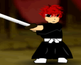 Play Bleach Training 1 {FIXED}