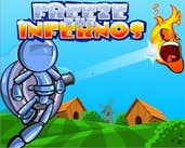 Play Freeze The Infernos