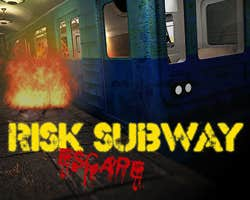 Play Risk Subway Escape
