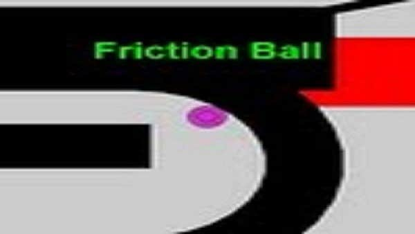 Play Friction Ball