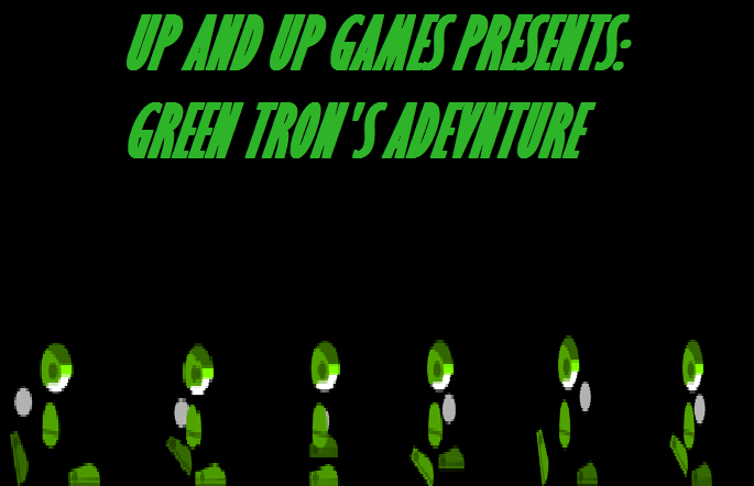 Play Green Tron's Mini Adventure