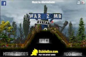 Play War Zomb - Avatar