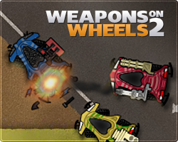 Play Weapons on Wheels 2