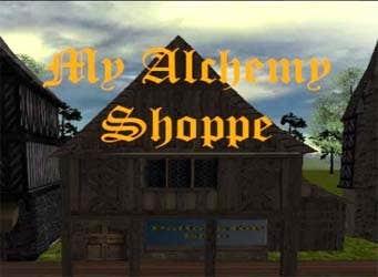 Play My Alchemy Shoppe