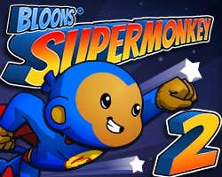 Play Bloons Super Monkey 2