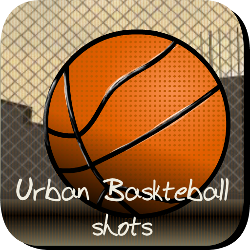 Play Urban basketball shots HD