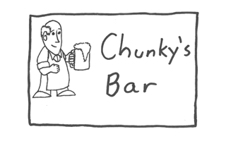 Play Chunky's Bar