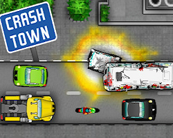 Play Crash Town