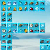 Play Antarctic Expedition Mahjong