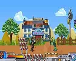 Play Armor Hero Big Rescue 2
