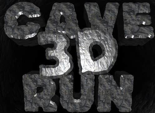 Play Cave Run 3D