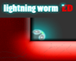 Play lightning worm 'ED'