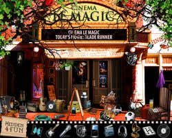 Play Cinema Le Magic
