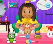 Play Little Daisy Hair Care