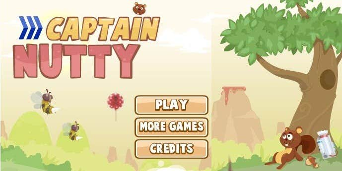 Play Captain Nutty