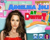 Play Angelina Jolie at the Dentist