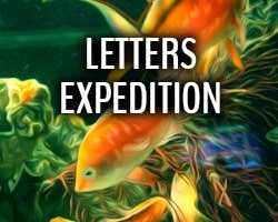 Play Letters Expedition