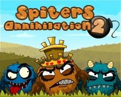 Play Spiters Annihilation 2