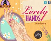 Play Lovely Hands Manicure