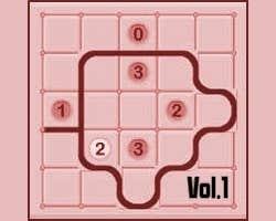 Play Slitherlink Fun - vol 1