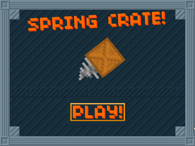 Play Spring Crate