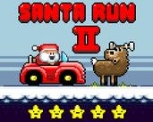 Play Santa Run 2
