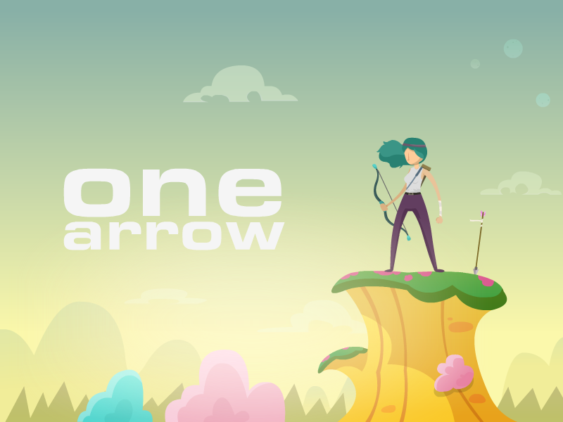 Play One Arrow (Ludum Dare 28)