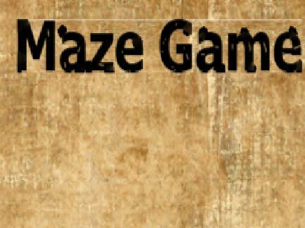 Play Maze Game