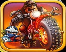 Play Ninja VS Biker