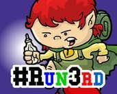 Play #Run3rd