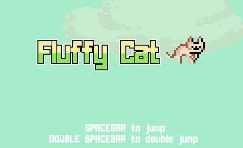 Play Fluffy Cat