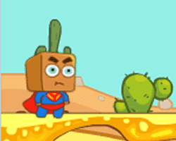 Play Toy Block superman