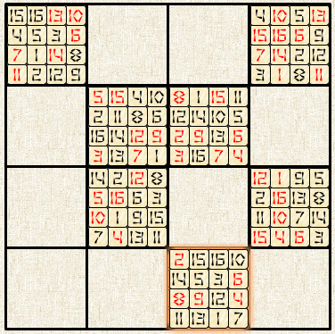 Play SudoKuzzle