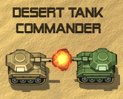 Play Desert Tank Commander