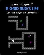 Play A gridbug's life