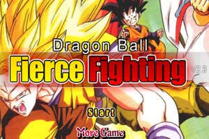 Play Dragon Ball Fierce Fighting 2.3