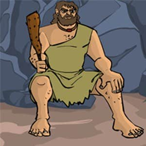 Play Escape From Caveman