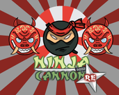Play Ninja Cannon Retaliation
