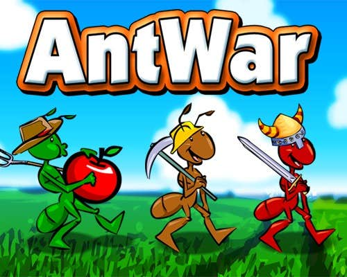 Play Ant War