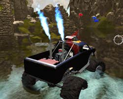 Play Motor Wars 2