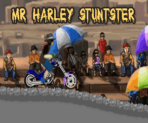 Play Mr Harley Stuntster