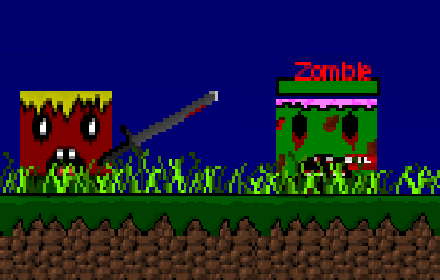 Play Zombie Squares