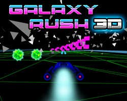 Play Galaxy Rush 3D