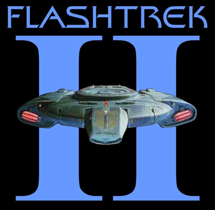 Play FlashTrek II