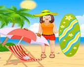 Play Zoe's Beach Fun
