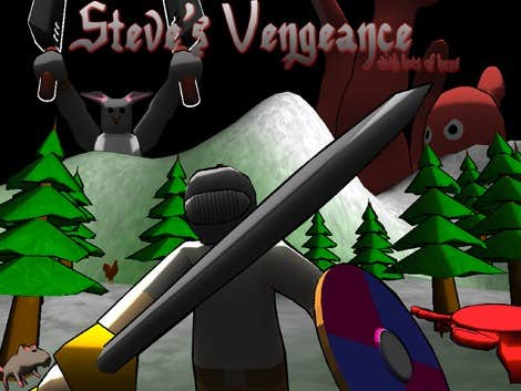 Play Steve's Vengeance