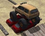 Play Monster Truck Parking