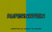 Play Alternation