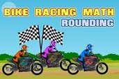 Play Bike Racing Math Rounding