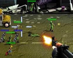 Play Zombie Battlefield